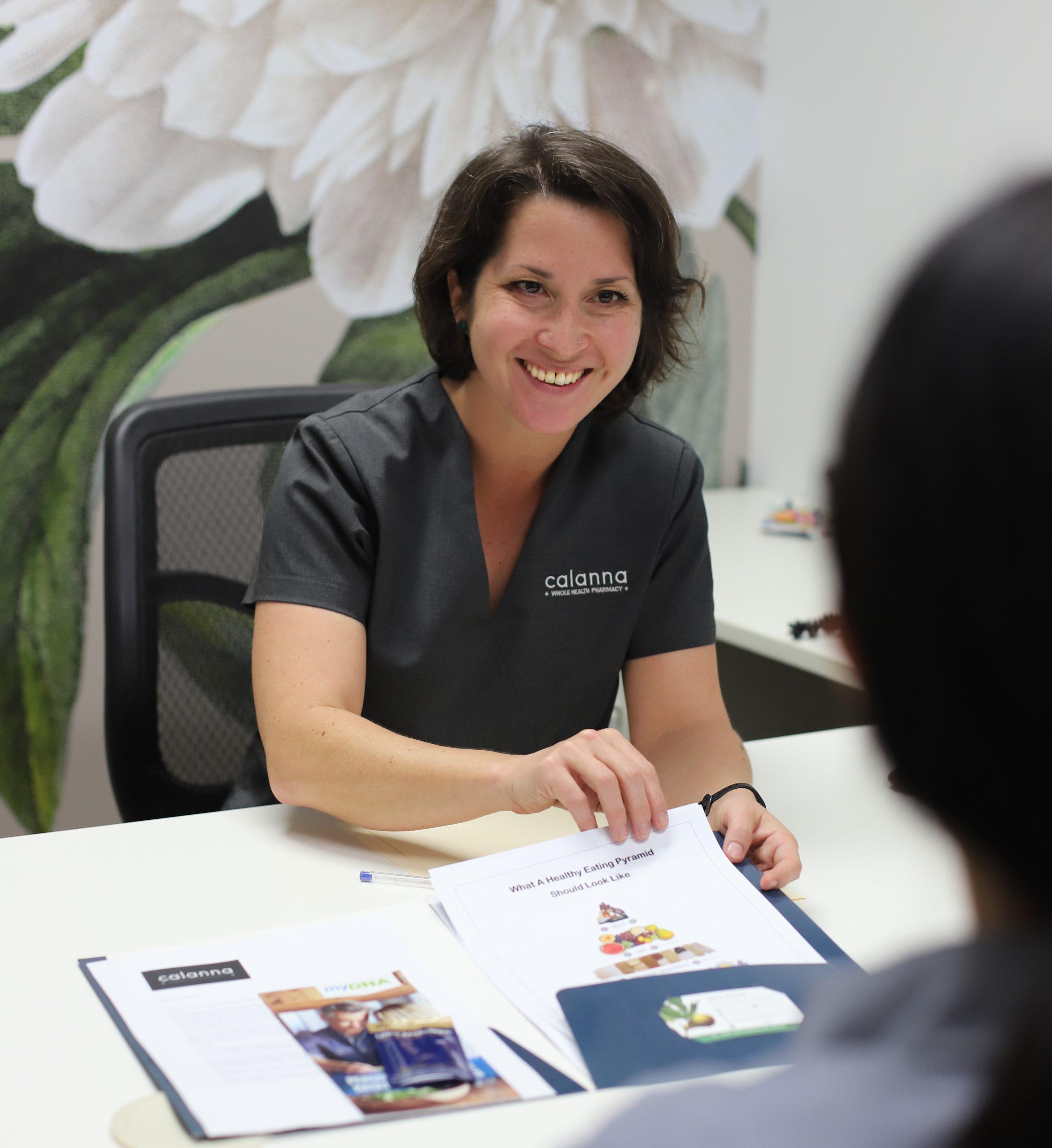 calanna pharmacy Jana_Naturopathy client smile