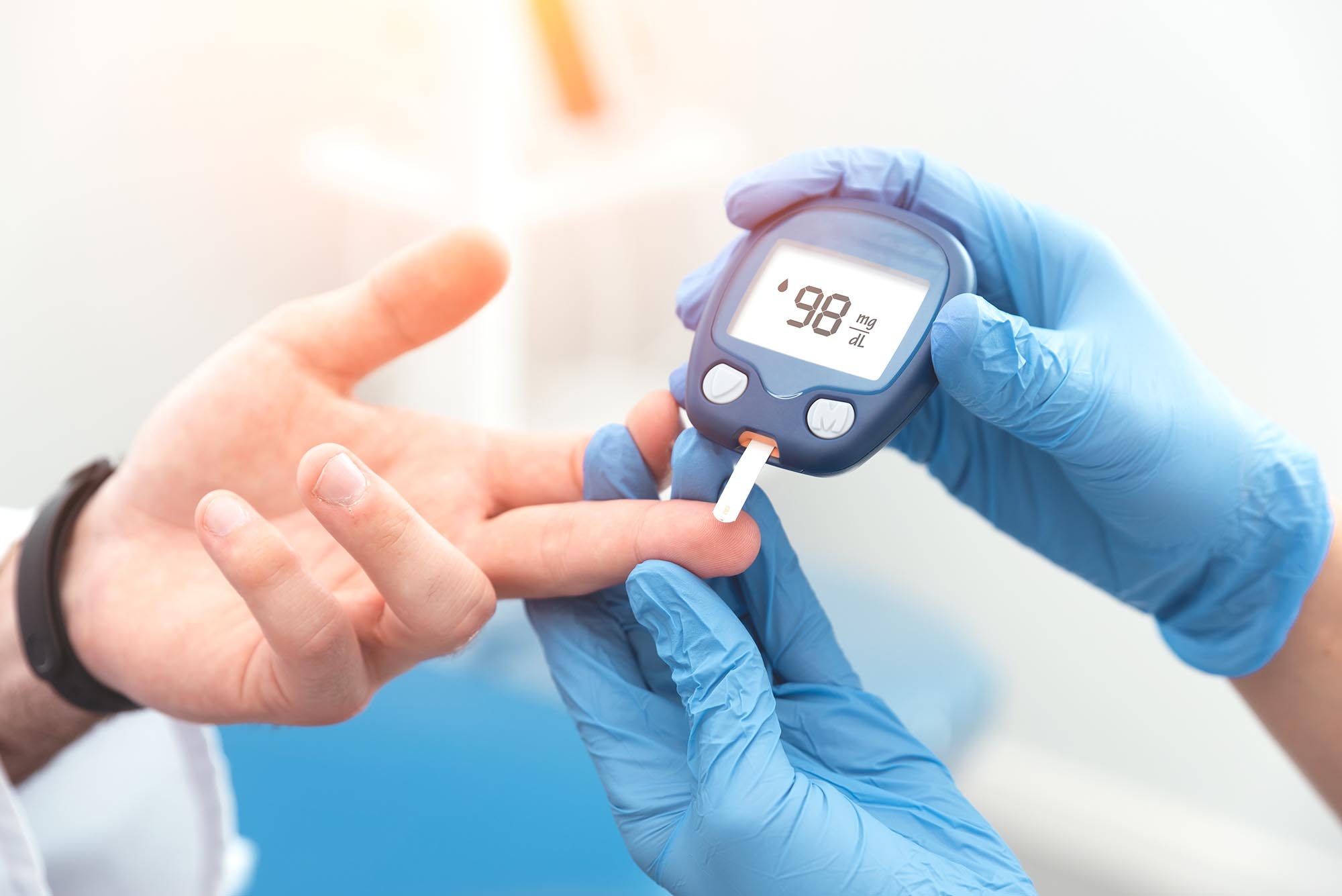 Find out how at risk you are of diabetes