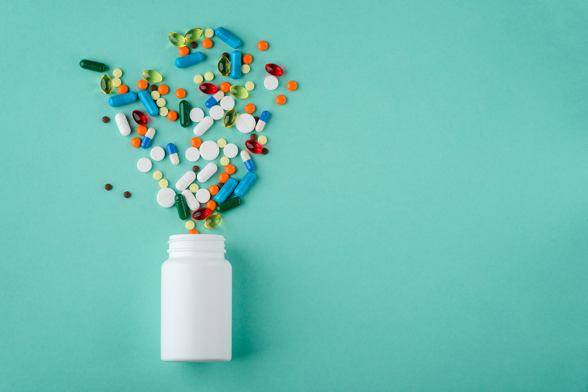 The risks of taking 5 or more different medications