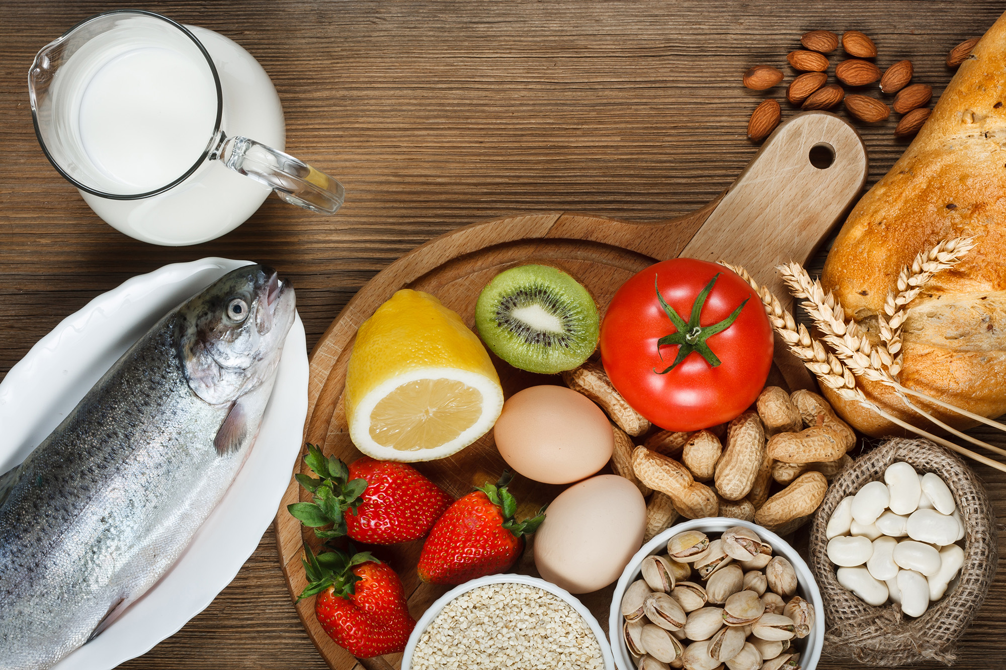 Food Allergy Causes and Treatments