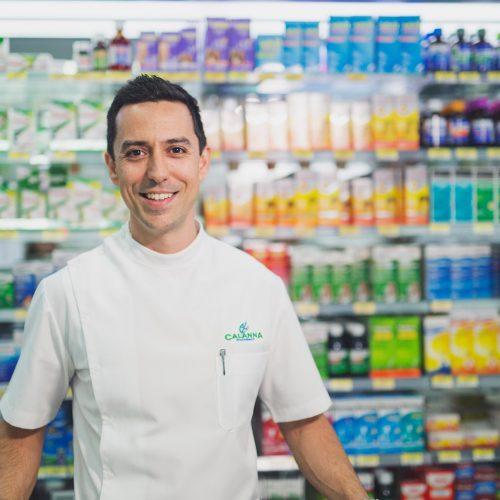 Calanna pharmacy - Team member matt calanna