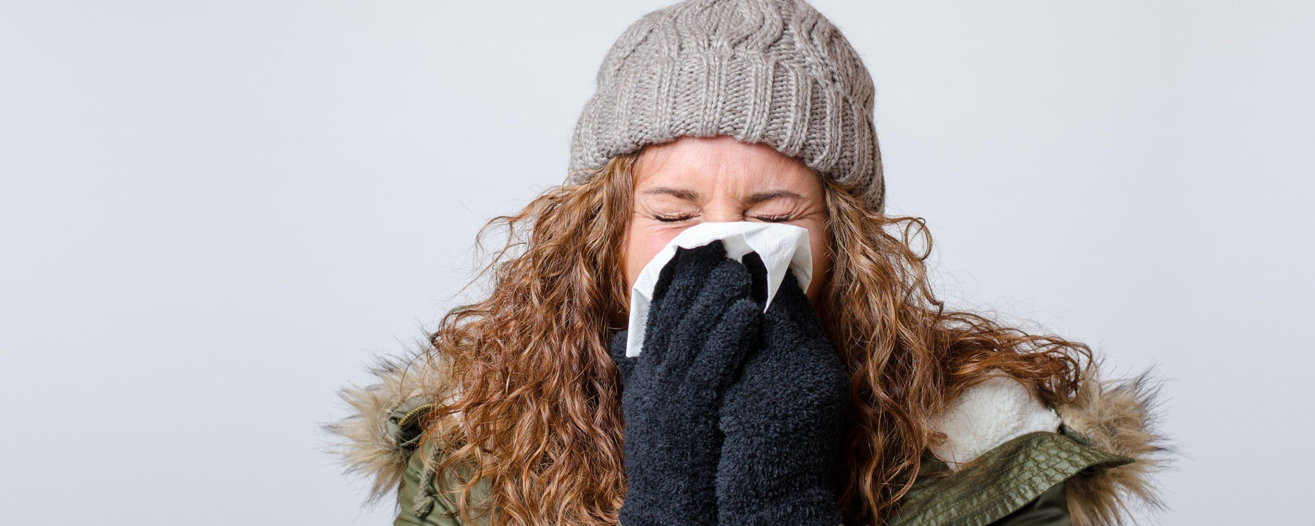 5 ways to stay healthy this flu season