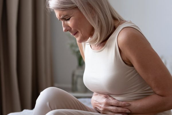 Calanna Pharmacy - blog image IBS older woman pain